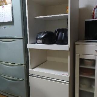 キッチン収納※決まりました※(自宅まで受取りに来ていただける方限定)の画像