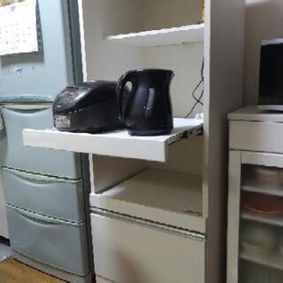 キッチン収納※決まりました※(自宅まで受取りに来ていただける方限定) - 福岡市