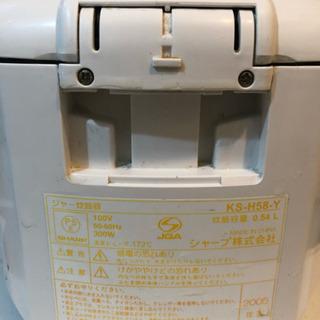 炊飯器・電気ケトル