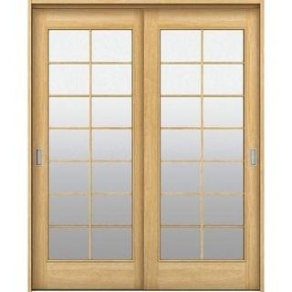 室内建具「引き違い二枚戸」製作 材料費すべて込みで総額3万円内 ...