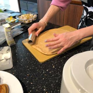 手作りパン教室★ランチ&持ち帰りパンも