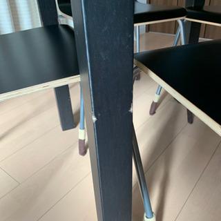 IKEA リビングダイニング 丸テーブル 椅子4脚セット 合計2セット − 大阪府