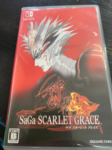 サガ スカーレット グレイス 緋色 の 野望