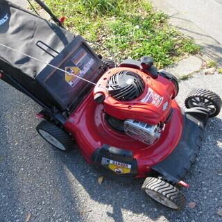使用頻度少!TROY芝刈り機バケット付5.5馬力