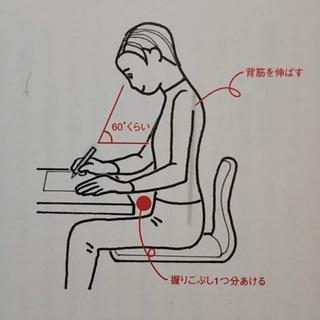 美文字を書くための「目の位置」