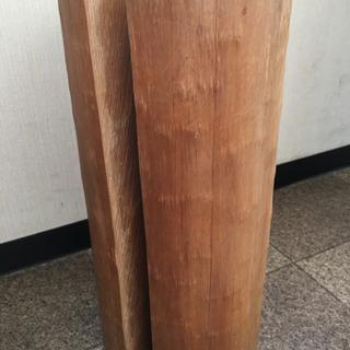 【あげます】木材 丸太