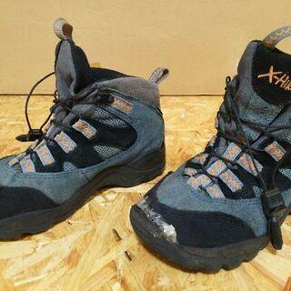 キッズ 登山靴 SALOMON 20cm