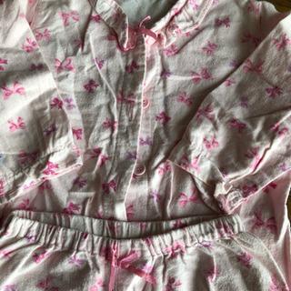 女の子パジャマ 100