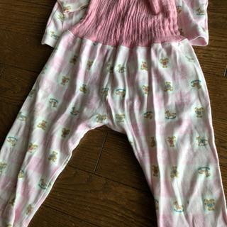 女の子パジャマ 90