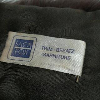 FOX の毛皮襟巻き