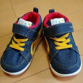 新品 子供靴 14センチ