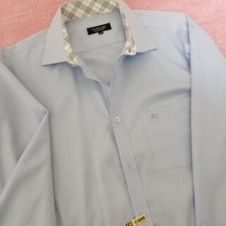 バーバリーブラックレーベルYシャツ サイズ39 美品