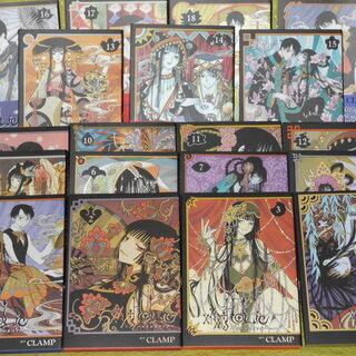 【値下げしました!】×××HOLiC コミック 全19巻 完結セット