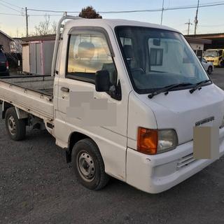 スバル サンバートラック H13年 GD-TT1