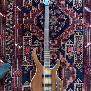 4弦エレキベース Ibanez BTB740 ネック調整済み 美品