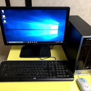 HPデスクトップパソコン Athlon64X2 メモリ4GB ハ...