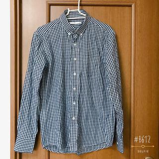 チェックシャツ メンズ Mサイズ