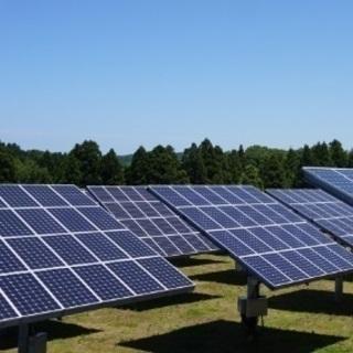 釧路管内にてソーラーパネルの現場多数あります。