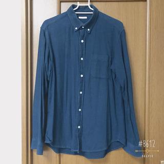GU シャツ Mサイズ メンズ