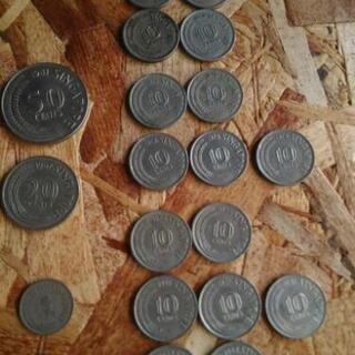 値下げ シンガポール硬貨 20枚セット