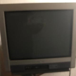 日立21型テレビ