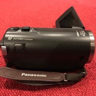 フルHDビデオカメラ(Panasonic HC-V360MS)