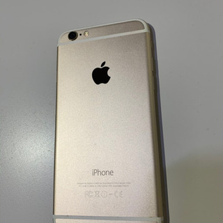 iPhone6 ゴールド‼️(中古品)