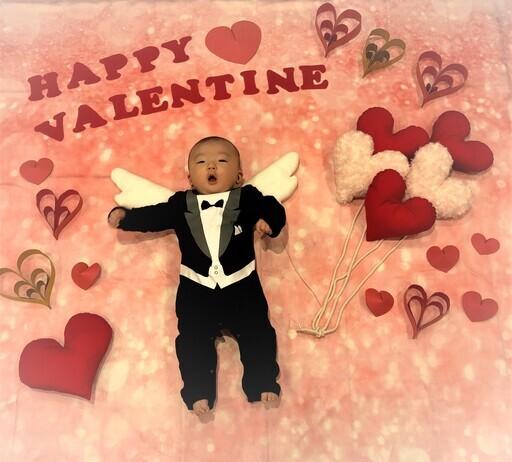 赤ちゃん バレンタイン