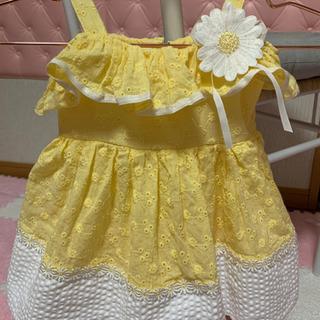 超美品!3-6M ドレス