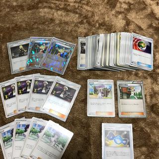 『ポケモンカード』トレーナーカード107枚セット