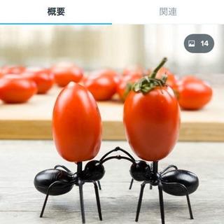アリのフードピット