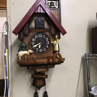 【173】鳩時計・鳩が鳴きません。