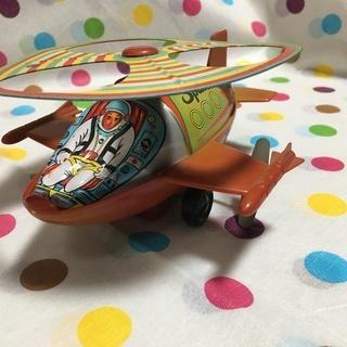 昔懐かしブリキのおもちゃ space ship