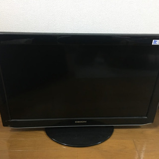 ORION 32型 テレビ