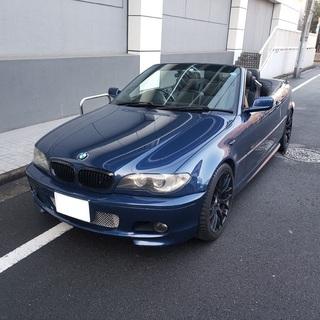 BMW330ciカブリオレ Mスポーツ H15後期モデル 車検2...