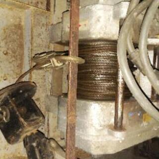電動巻き上げ器