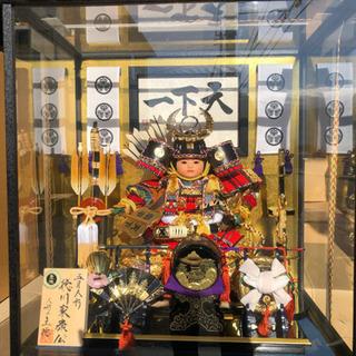 徳川家康  五月人形