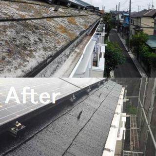 火災保険の活用でお得にリフォーム!外壁、屋根、雨どい無料で点検します!