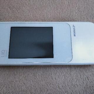 ポケットWi-Fi WiMAX2+ W04