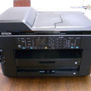 エプソン ファックスプリンター PX-1700F ジャンク品