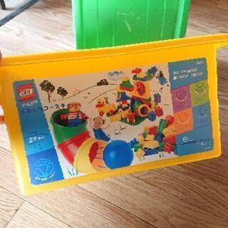 2歳児からの大きいレゴ