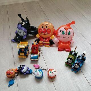アンパンマンおもちゃ·ハッピーセットスティッチ