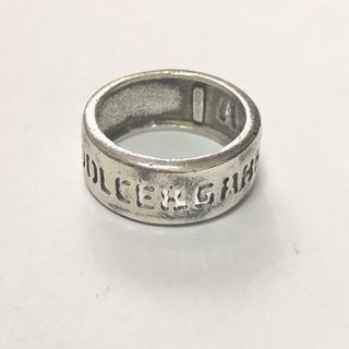 最終値下げ★ D&G のリング 指輪 ★