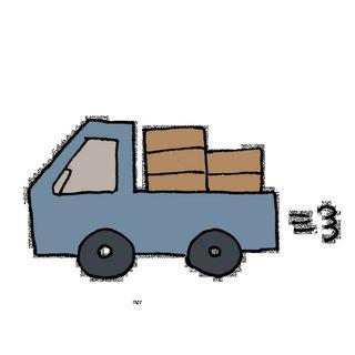 トラックドライバー(1.5トン車)アルバイト募集!