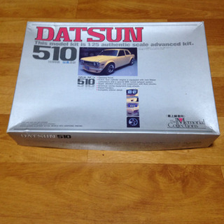 ユニオンモデル製 DATSUN510 北米仕様