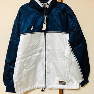 タグ付き❗️定価8900円 asicsジャンパー Lサイズ