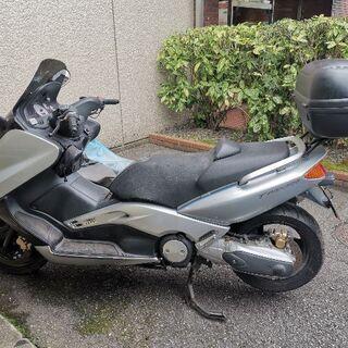 【値下げ】T-MAX500 シルバー