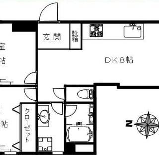 【接道状況】(公道) 【東京23区他/保証人なし/保証会社不要...