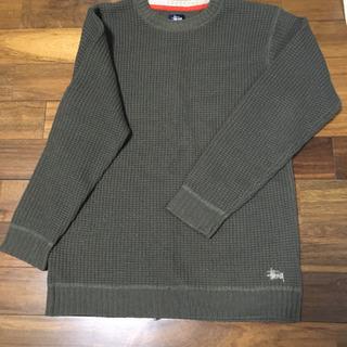 ステューシー 混紡セーター 2000 Classic Stussy