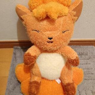 【ぬいぐるみ】ポケモン ロコン